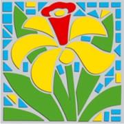 Наборы для творчества Смальта Цветок фото