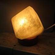 """Соляной светильник """"Кубик"""" фото"""