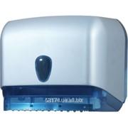 Диспенсер для бумажных полотенец универсальный MARPLAST 601sатіn фото