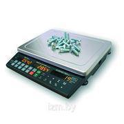 Весы электронные настольные счетные МАССА-К МК-3.2-С21 (поверенные) фото