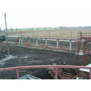 Проект сливно-наливной открытой эстакады ,предназначенной для приема углеродного сырья иотгрузки мазута. фото