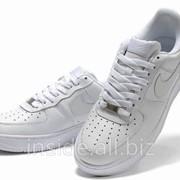 Кроссовки Nike Air Force 1 White Low фото