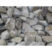Доставка щебня отсева песка глины камня бутового фото