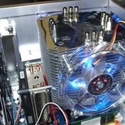 Установка кулера процессора фото