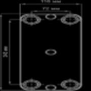 Теплообменники M10 фото