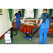 Мойка и очистка производственных помещений Запорожье фото