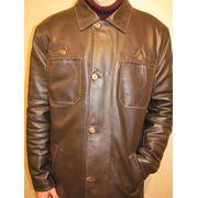 Пошив кожаной одежды на заказ Житомир Киев фото