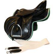 Ремонт седла для лошади фото
