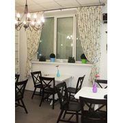 Шторы из ткани торговой марки B&C fabrics дизайн штор пошив штор для дома коттеджа фото