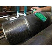 Капиллярный контроль основного металла и сварных соединений фото
