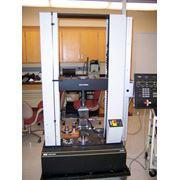 Проведение механических испытаний и определение механических свойств изделий, сортового и листового проката. фото