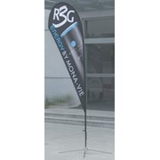 Флагштоки серии FL -L высота 4,5м. фото