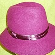 Шляпы фетровые итальянки р-р 57,58 фото
