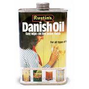 Датское масло Danish Oil 1 л. фото