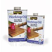 Масло для обработки рабочих поверхностей Worktop oil 500 мл. фото