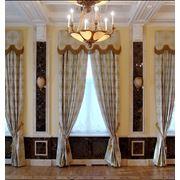 """Пошив штор, гардин, домашнего и интерьерного текстиля. Изготовление ламбрекенов, """"Римских"""" штор, """"Французских"""" штор, """"Японских"""" штор.Покрывала, декоративные подушки, чехлы для мебели, декоративные панно из тканей... фото"""