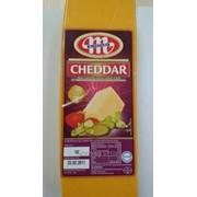 Сыр Чеддер окрашенный (Cheese Cheddar MLEKOVITA) фото
