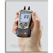 Testo 510 Компактный электронный дифманометр (микроманометр) фото