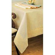 Пошив текстильных изделий (скатерть) фото
