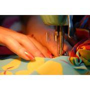 Пошив штор и других текстильных изделий фото