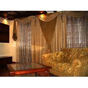"""Профессиональный пошив штор, гардин, домашнего текстиля.Изготовление ламбрекенов, """"Римских"""" штор, """"Французских"""" штор, """"Японских"""" штор.Покрывала, декоративные подушки, чехлы для мебели, декоративные панно из тканей... фото"""