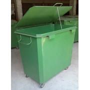 Контейнеры и баки для мусора, ТБО фото