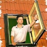 Мансардные окна Fakro, Roto, Velux. Москитные сетки фото