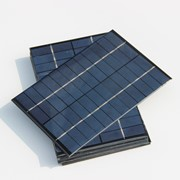 Модули поликристаллические солнечные фото