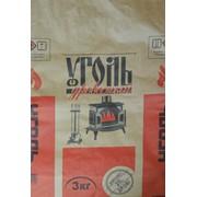 Мешок бумажный открытый (древесный уголь 3 кг) 60×40×14 фото