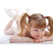 Лечебный профессиональный массаж (для детей от 3-х лет) фото