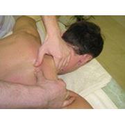 Оздоровительный массаж спины на дому (Харьков) фото