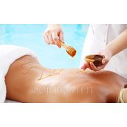 Похудейте при помощи медового массажа-эффект после первой процедуры!