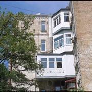 Пристройка балконов фото
