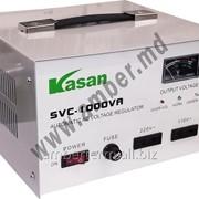 Стабилизатор напряжения SVC 1000 VA-0.8 KW 220V фото