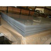 Лист 5 мм нержавейка жаропрочная Aisi 310S(20Х23Н18), AISI 309 фото