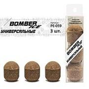 Прикормка PELICAN 3-BOMBER-ICE Универсальные, (1 уп. - 3 шт.) фото