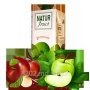 Сок Яблочный осветленный натуральный фото