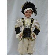 прокат карнавального костюма Принц фото