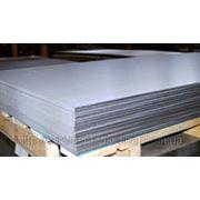 Лист н/ж 430 0,8 (1,0х2,0) ВА+PVC фото