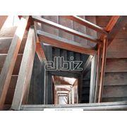 Монтаж монолитных лестниц из железобетона любой сложности и конфигурации для коттеджей частных домов квартир многоуровневой планировки и т. д.производство и установка бетоніх лестниц Украина Днепропетровск. фото