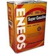 Моторное масло Eneos Super Gasoline SL 5w-30 1л фото