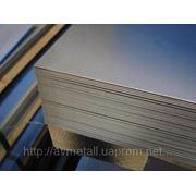 Нержавеющий лист AISI 410S (08Х13) 3.0 мм- 10.0 мм фото