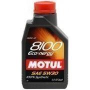 Моторное масло Motul 8100 eco-nergy 5w-30 5л. купить моторное масло фото