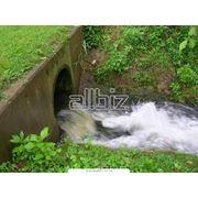 Очистка сточных вод порошком Трепел фото