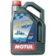 Моторное масло Motul Specific DI Jet 2T 4л фото