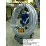 Аренда гидравлической станции для очистки масел от механических примесей. Фильтр Parker фото