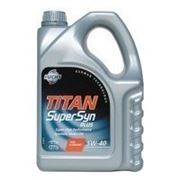 Моторное масло Fuchs Titan Supersyn 5w-40 20л. купить моторное масло фото