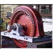 Поставка электродвигателей асинхронных синхронных взрывозащищенных и общепромышленных различных серий фото