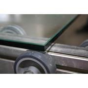 Обработка кромки стекла. Еврокромка фото