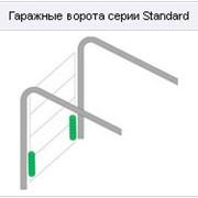 Гаражные подъемные ворота серии Standard фото